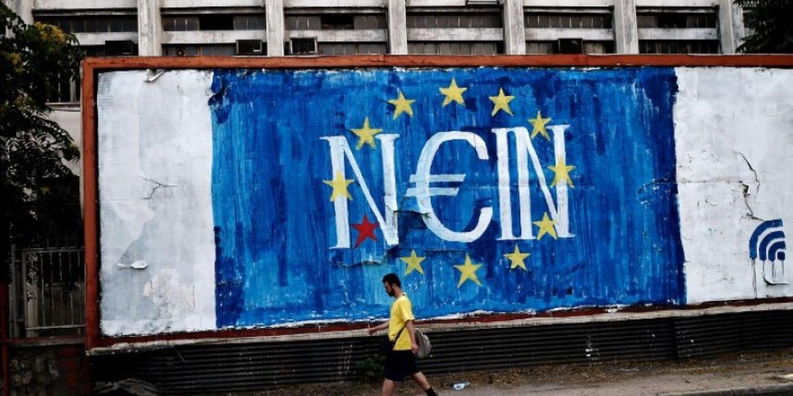 Grecia vuelve a los mercados por primera vez en cuatro años y logra un año de excedentes presupuestarios. Foto:AFP
