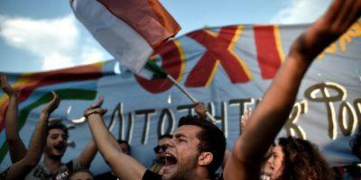Atenas, Grecia Foto:AFP