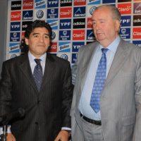 También fue directivo de Independiente. Foto:Getty Images