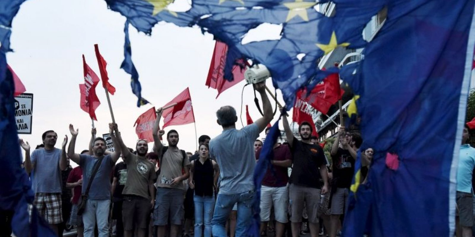4. La inquietud reina entre los ciudadanos. Foto:AP