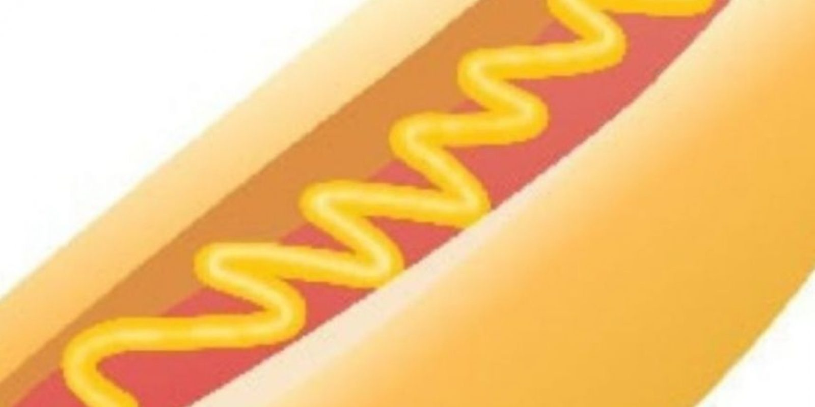 Hot dog. Foto: emojipedia.org
