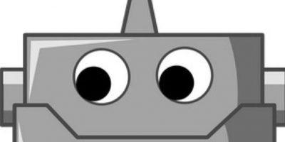 Rostro de robot Foto:emojipedia.org