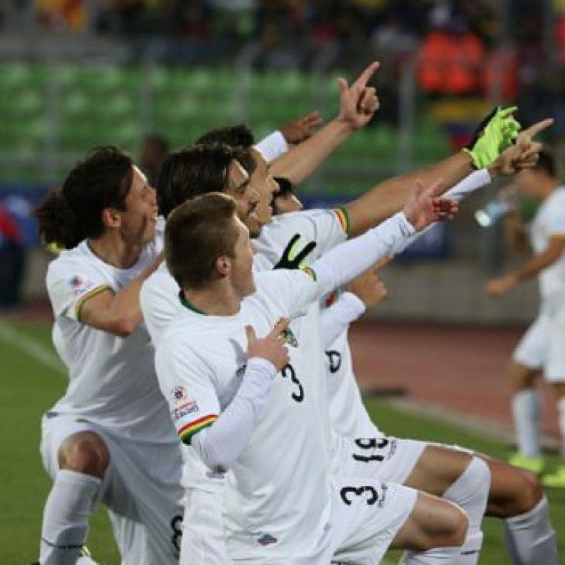 """Y el título para el más """"leñero"""" de la Copa es para Bolivia, que cometieron la nada discreta cantidad de 97 faltas en cuatro partidos disputados. Foto:Getty Images"""