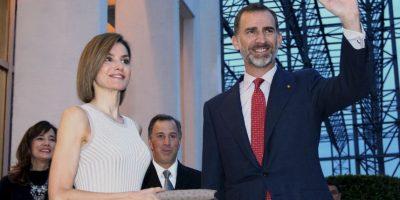 El rey Felipe VI aseguró que su país confía en el mercado mexicano. Foto:AFP