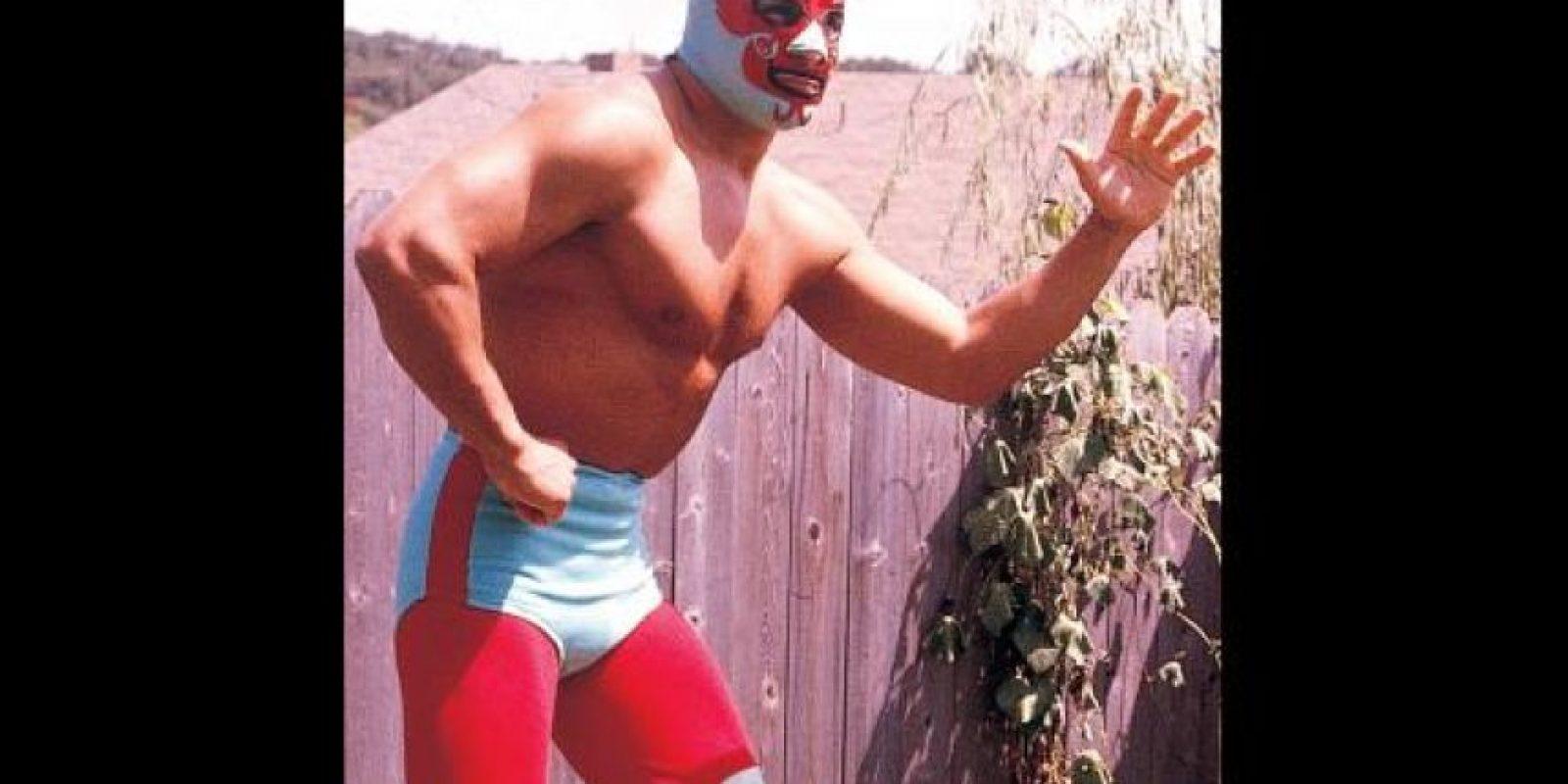 Dos Caras. Es el padre de Alberto del Río Foto:WWE