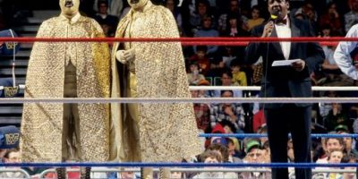Los Conquistadores Foto:WWE