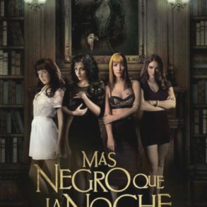"""""""Más negro que la noche"""" – Ya se encuentra disponible. Foto:Celeste Films"""
