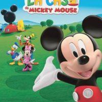 """""""La casa de Mickey Mouse"""" – Segunda, tercera y quinta temporadas a partir del 1 de julio. Foto:Walt Disney Television Animation"""