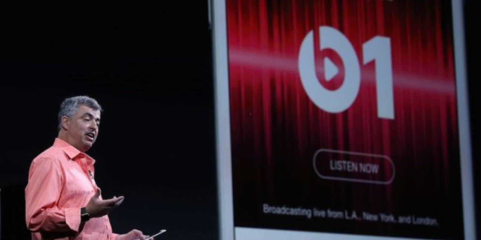 1) Radio las 24 horas del día y los siete días de la semana. Foto:Getty Images