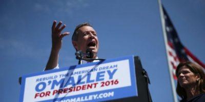 Martin O'Malley, exgobernador de Maryland Foto:Getty Images