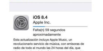 Estas son las novedades de iOS 8.4 para dispositivos móviles de Apple