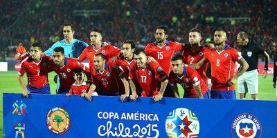 FOTOS: Los 11 hombres con que Chile enfrentará a Perú