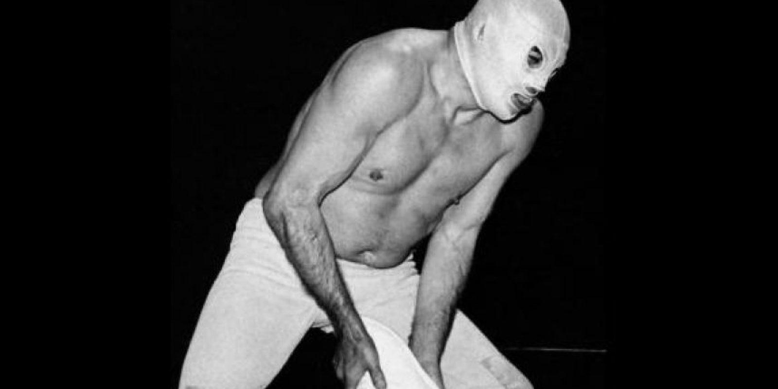 El Santo. Muchos lo consideran el mejor luchador mexicano de la historia Foto:WWE