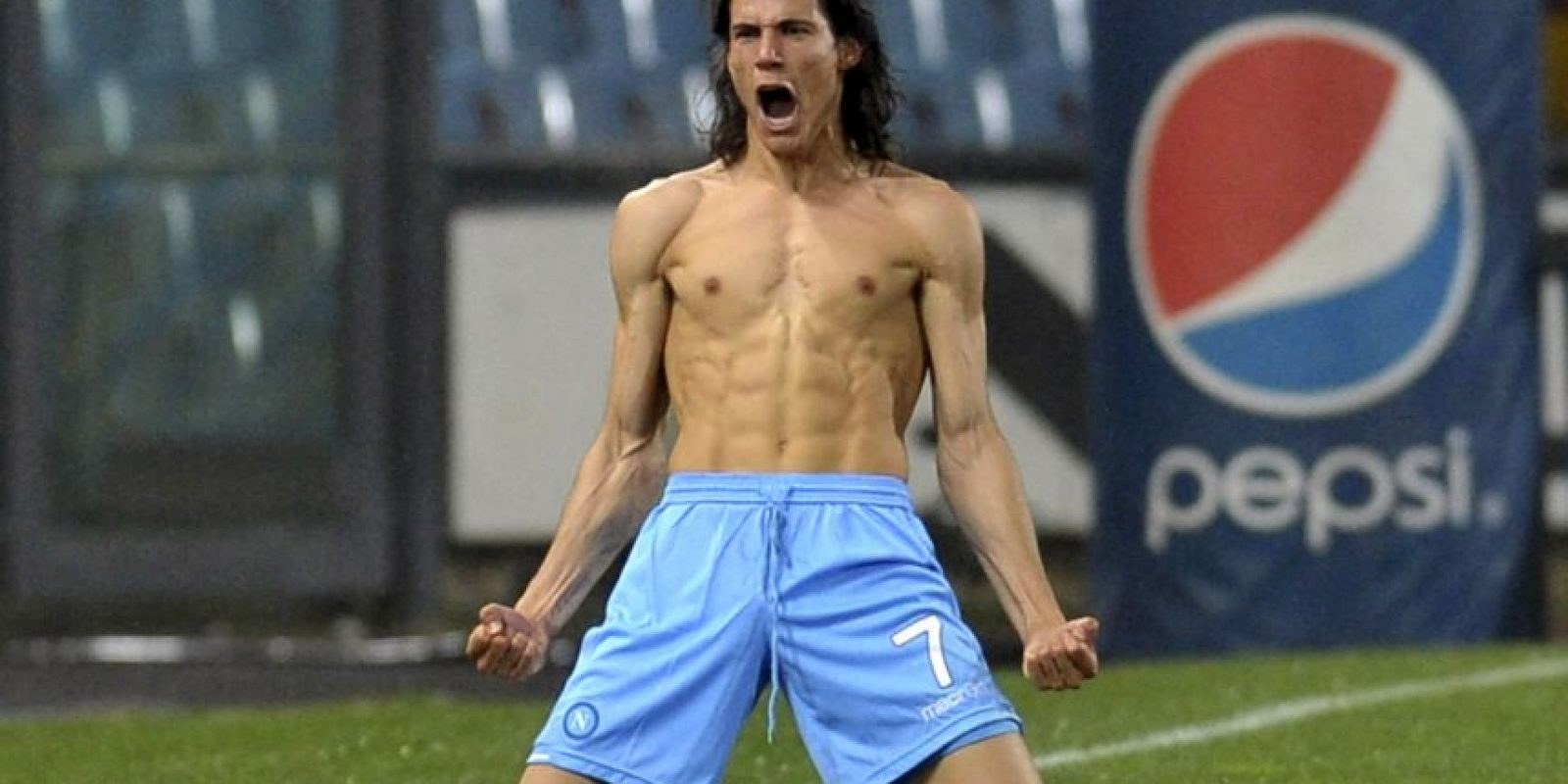 2. Edinson Cavani Foto: Getty Images