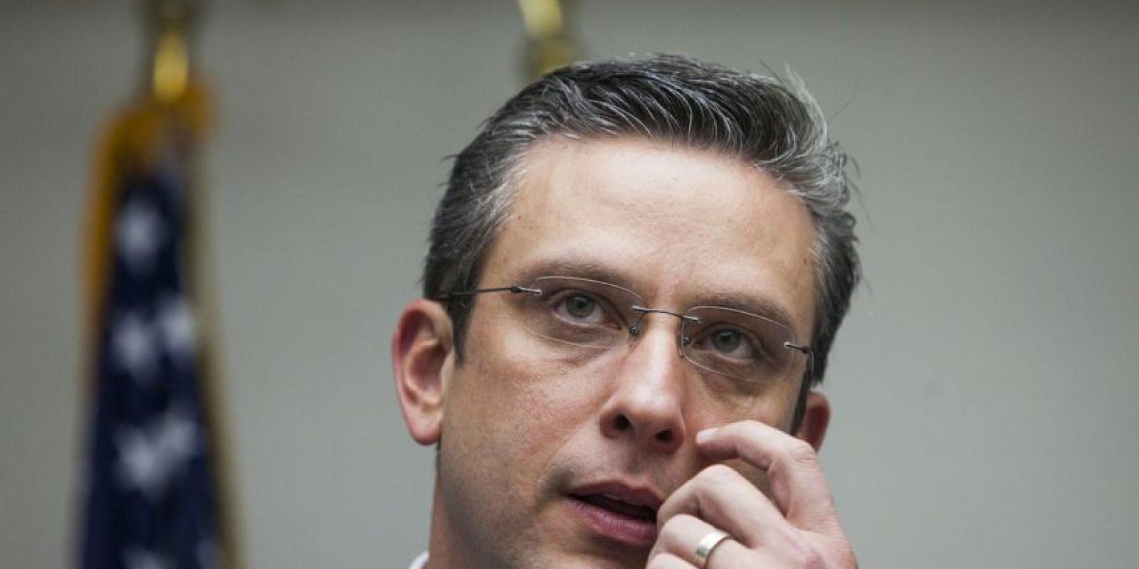 Los bancos de Puerto Rico se desplomaron hoy en Wall Street tras el anuncio de insolvencia. Foto:Getty Images