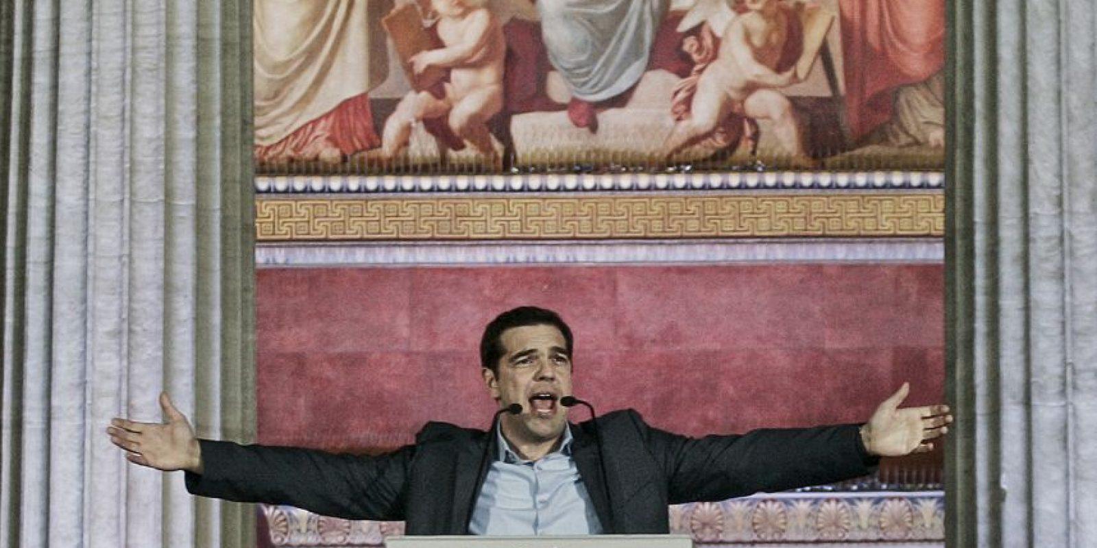 """2. """"Pagaremos si hay un acuerdo sostenible"""", comentó en entrevista con la cadena ERF el día de ayer Foto:Getty Images"""
