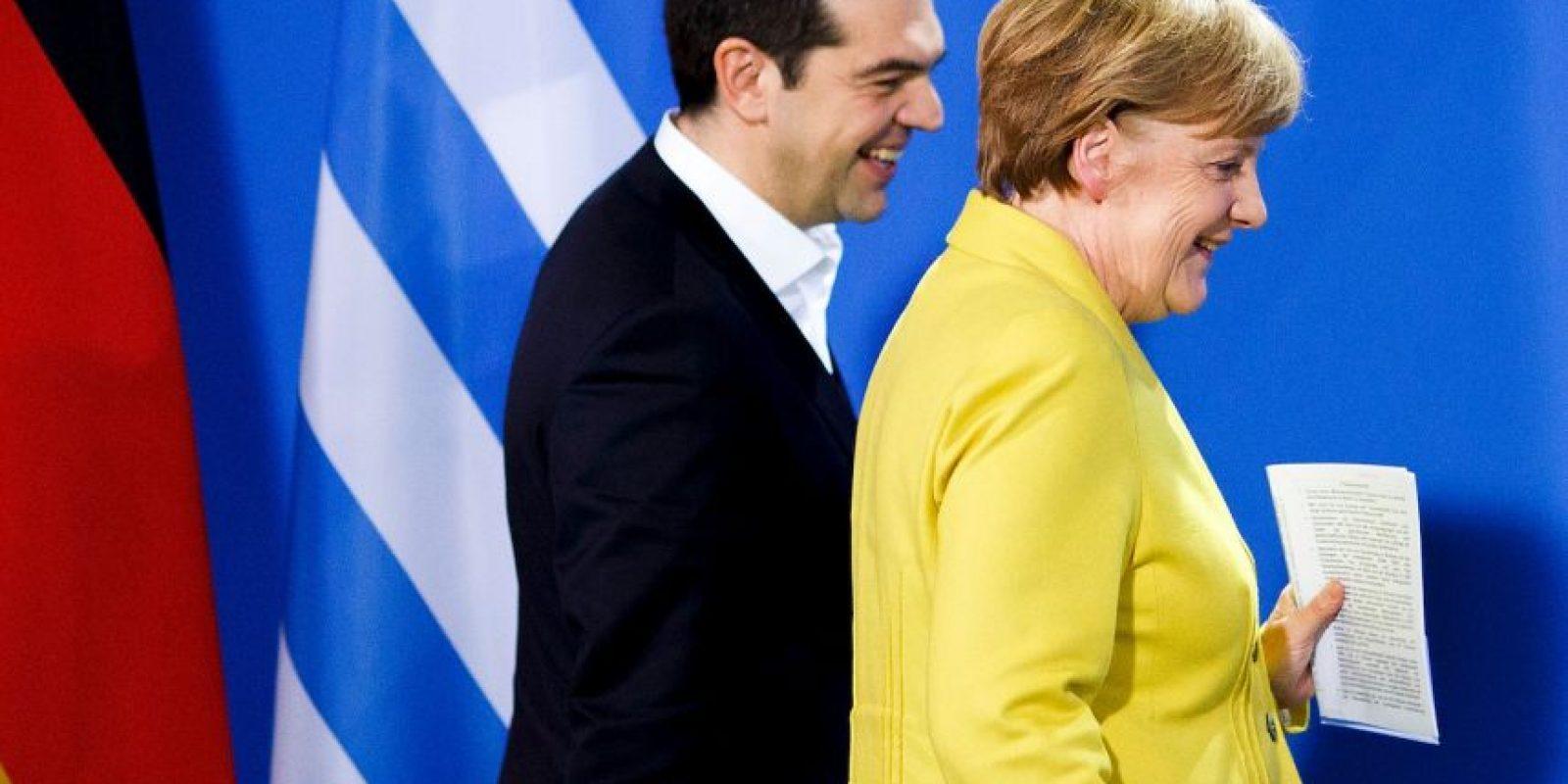 """10. """"Ante el autoritarismo y la austeridad inflexible, responderemos con democracia, en calma y decisivamente"""". Foto:Getty Images"""