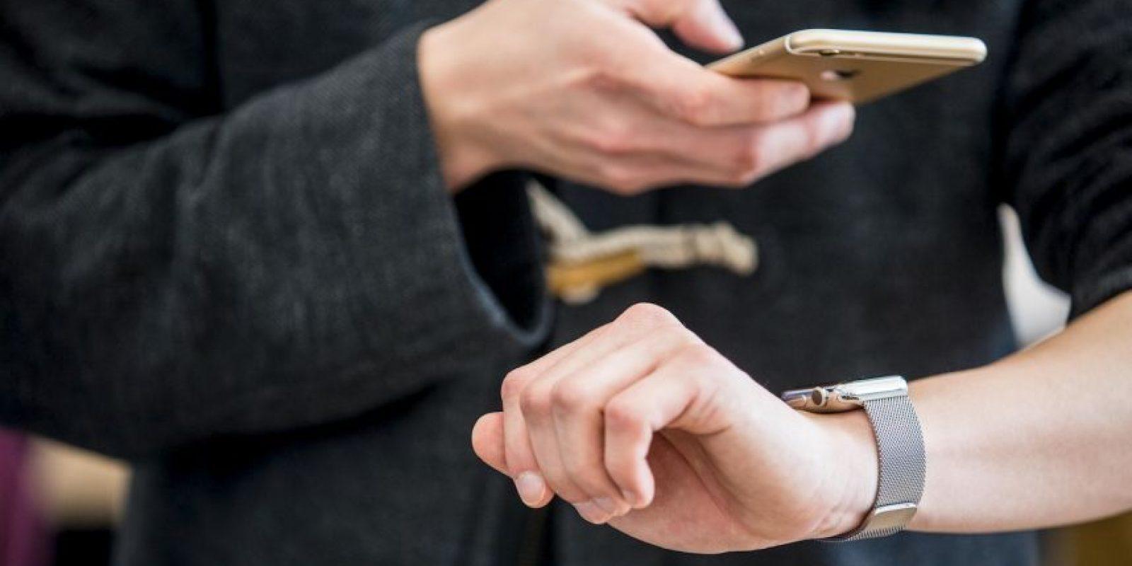 Muchas personas han creado una necesidad hacia los dispositivos. Foto:Getty Images