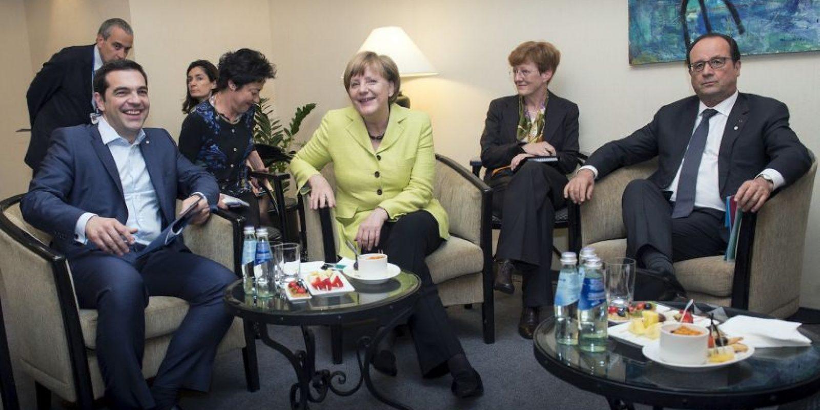 """7. """"Estoy personalmente comprometido a respetar el resultado de su elección democrática, cualquiera que sea"""" Foto:Getty Images"""
