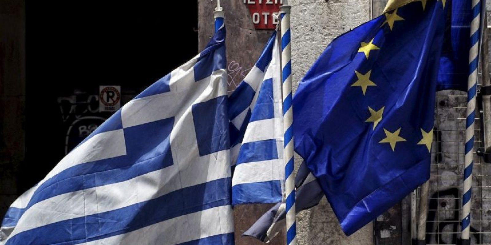 """6. """"Grecia, la cuna de la democracia, enviará una respuesta democrática resonante a Europa y a todo el mundo"""". Foto:Getty Images"""