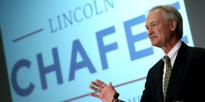 Lincoln Chafee, exgobernador de Rhode Island Foto:Getty Images