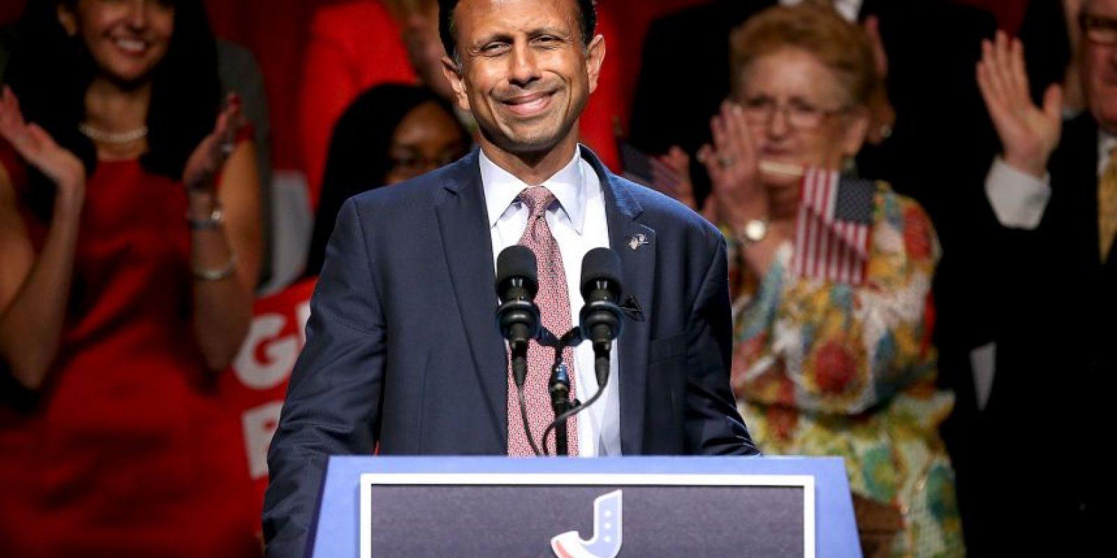 Bobby Jindal, gobernador de Luisiana Foto:Getty Images