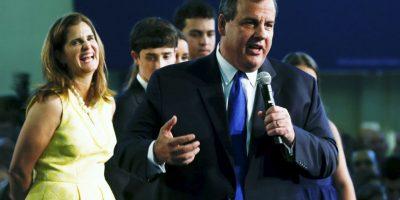 """""""Los estadounidenses no están enojados. Están llenos de ansiedad. Estoy orgulloso de anunciar mi candidatura por la presidencia de Estados Unidos"""". Foto:Getty Images"""