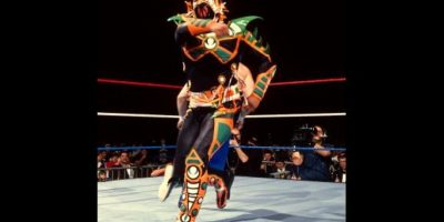 Histeria. Ahora conocido como Morphosis, destacó durante más de una década en la AAA Foto:WWE