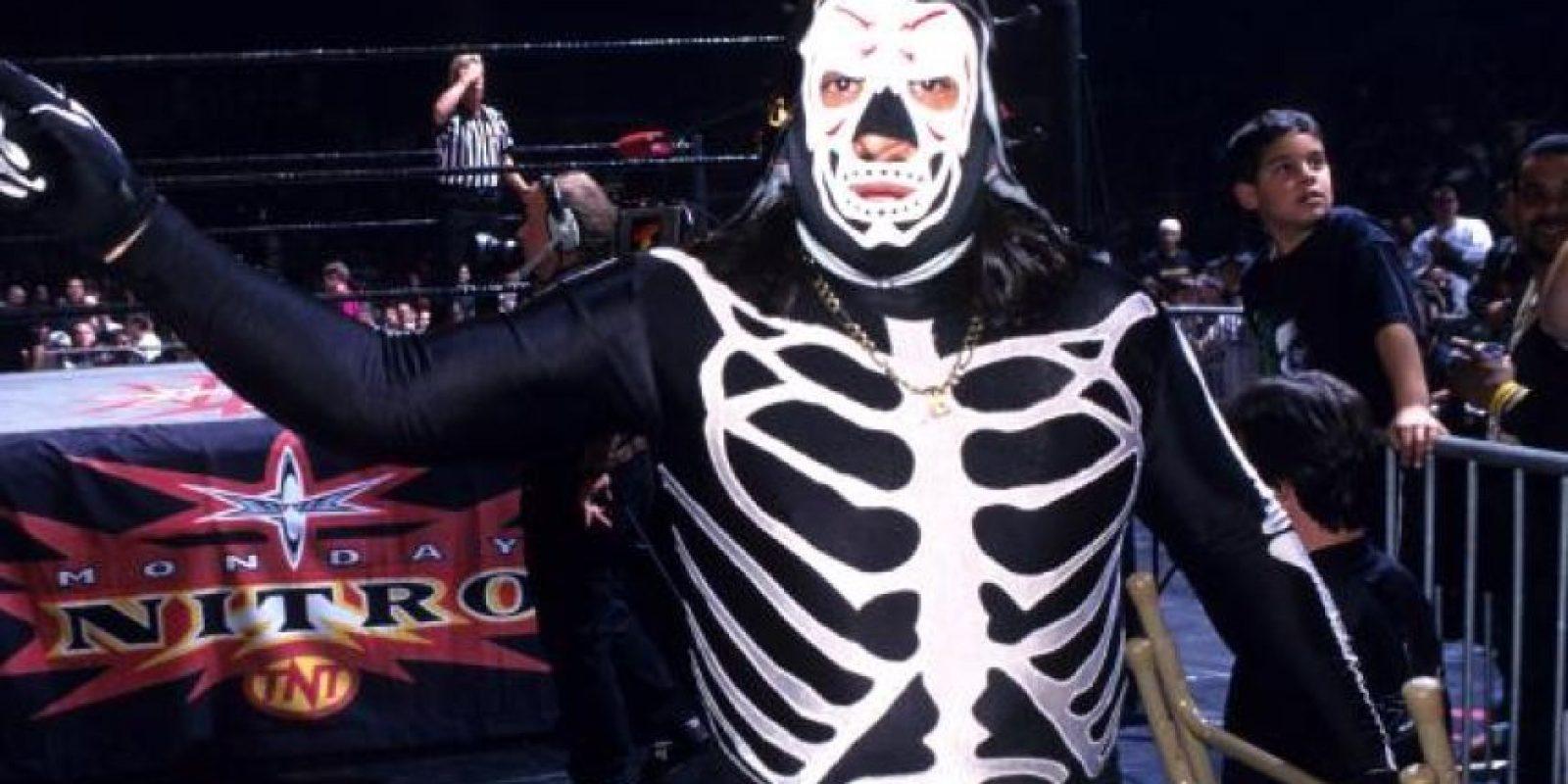 La Parka. Su carisma ha trascendido las fronteras aztecas Foto:WWE