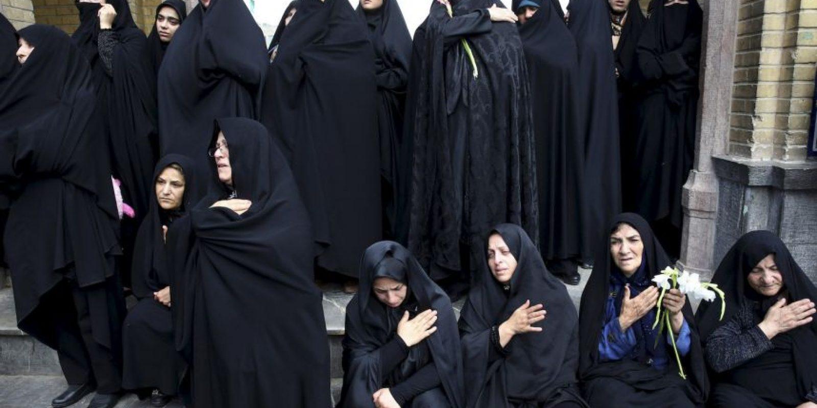 Dos mujeres fueron decapitadas por el Estado Islámico. Foto:AP