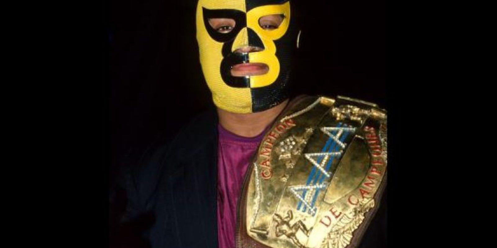 Pierroth. Legendario peleador azteca Foto:WWE