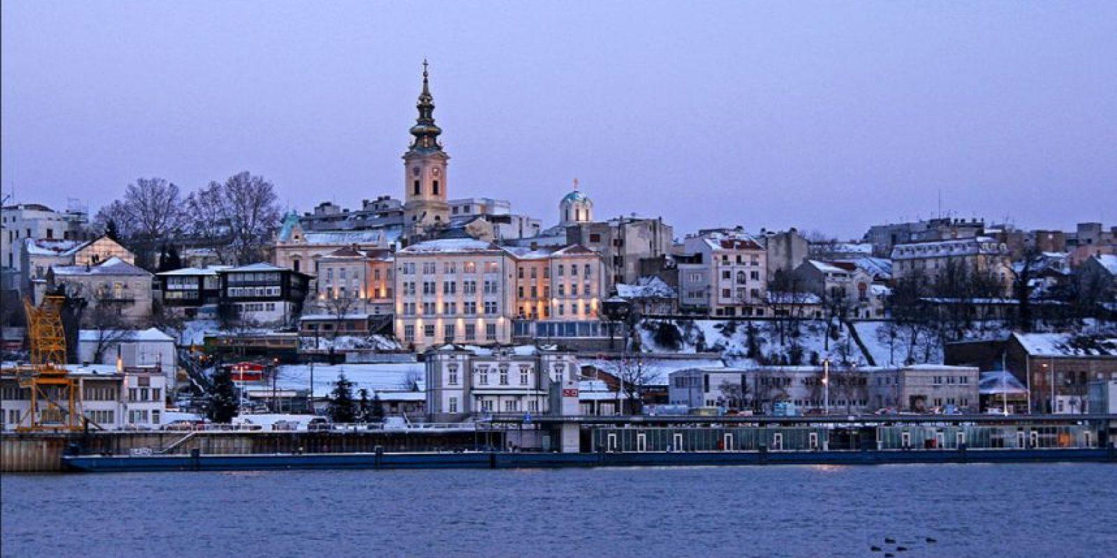 8. La capital de Serbia, Belgrado. Foto:Vía wikimedia.org