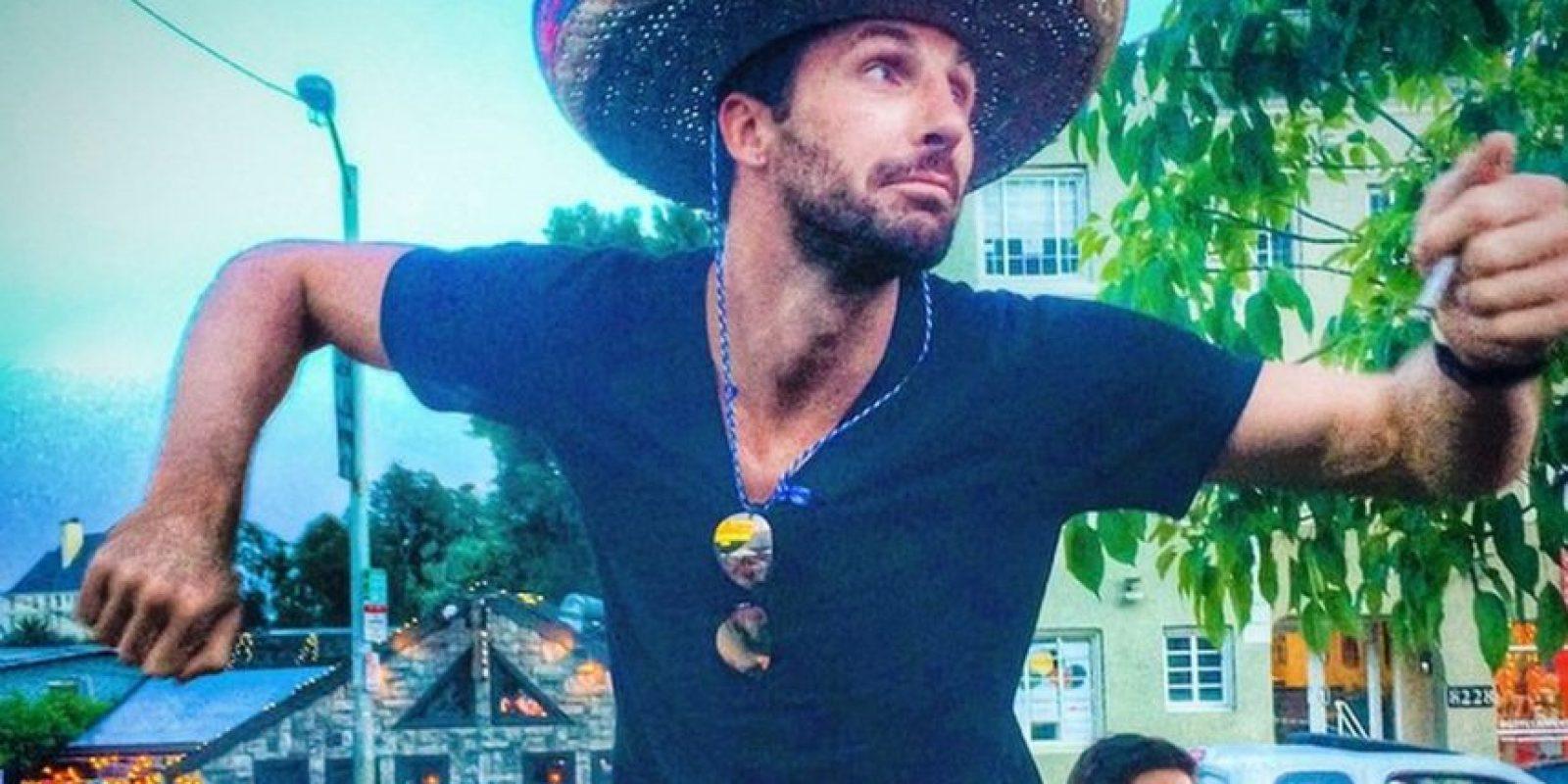 Jugó durante dos años en la NBA en los equipos de Phoenix Suns y New Orleans Hornets Foto:Vía instagram.com/instajaxon/