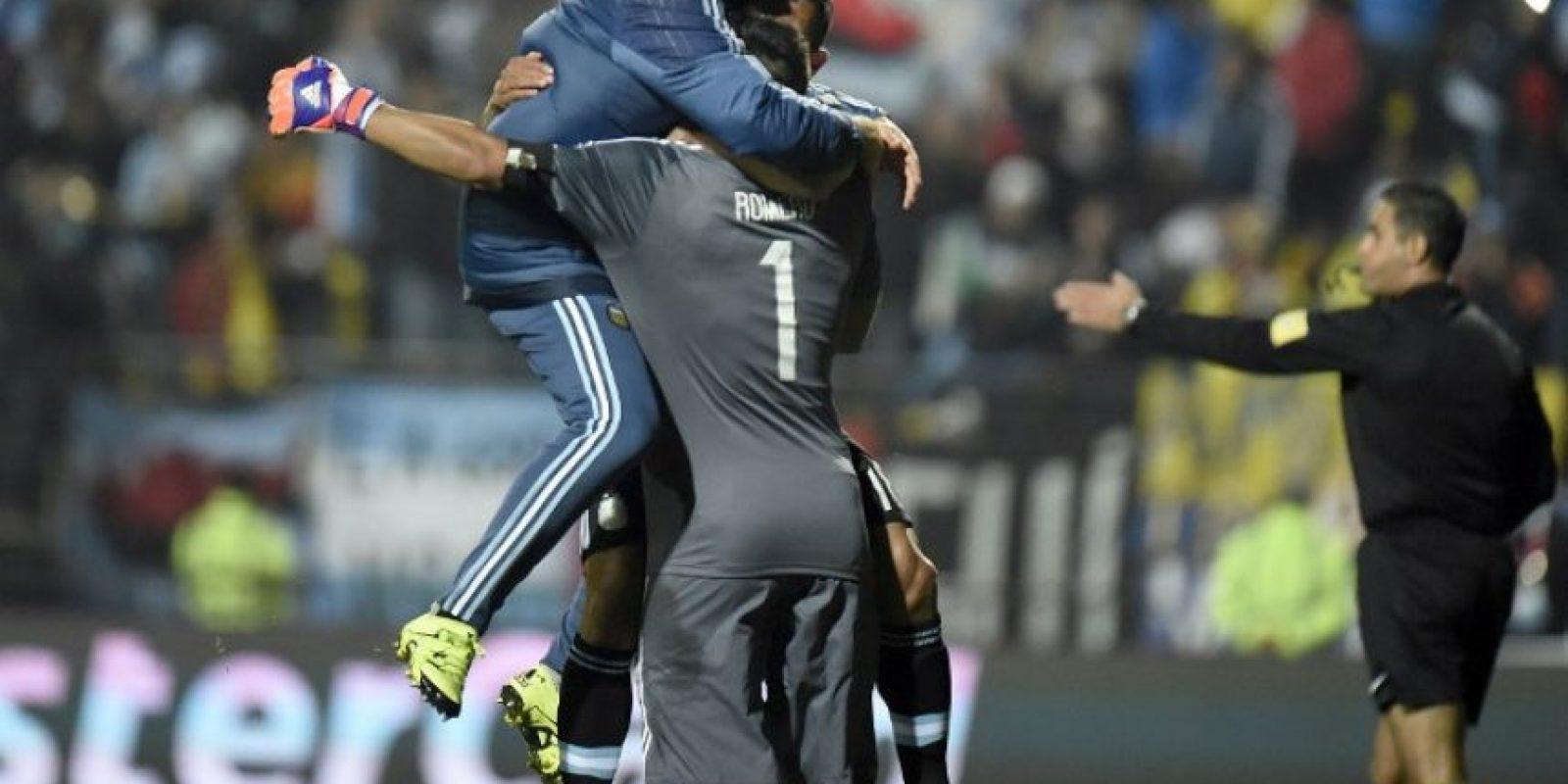 4. A Argentina lo respalda su historia, en la que tiene dos Copa del Mundo Foto:AFP