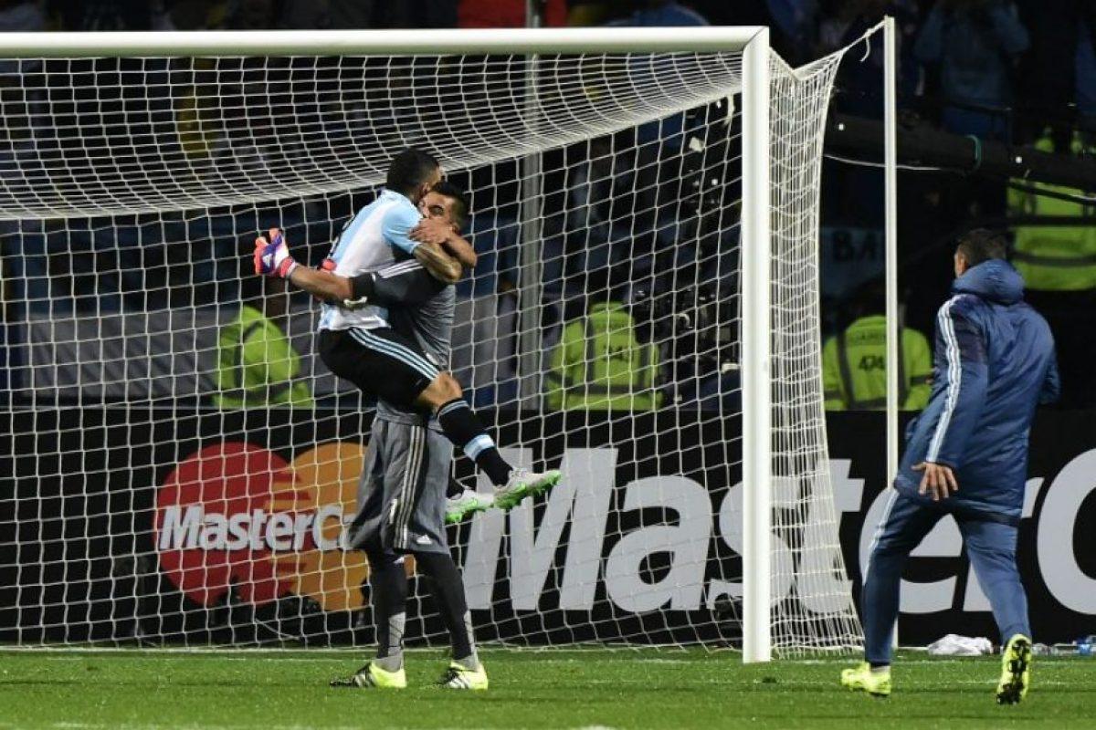 """La """"Albiceleste"""" venció en 27 ocasiones Foto:AFP"""