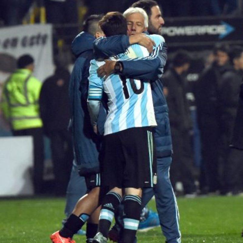 Argentina fue superior en 18 duelos Foto:AFP