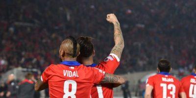 5. Chile no cuenta con títulos oficiales Foto:AFP