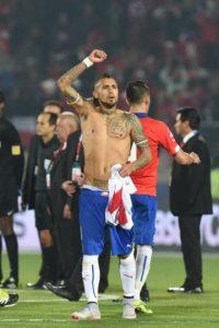 Se han enfrentado en 37 ocasiones, con 27 victorias para Argentina, nueve empates y solo una victoria de Chile Foto:AFP