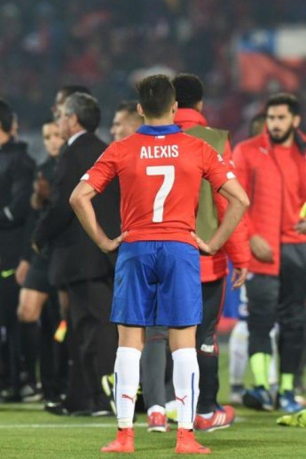 Chile nunca ha ganado el torneo continental Foto:AFP