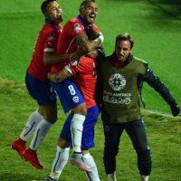 6. Chile nunca le ha ganado a Argentina en la Copa América Foto:AFP