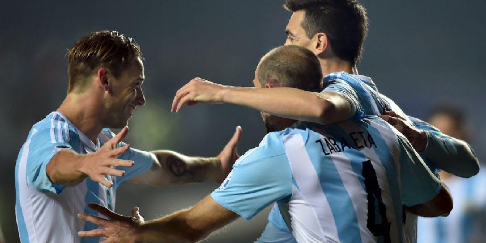 El partido se jugará en Concepción, Chile Foto:AFP