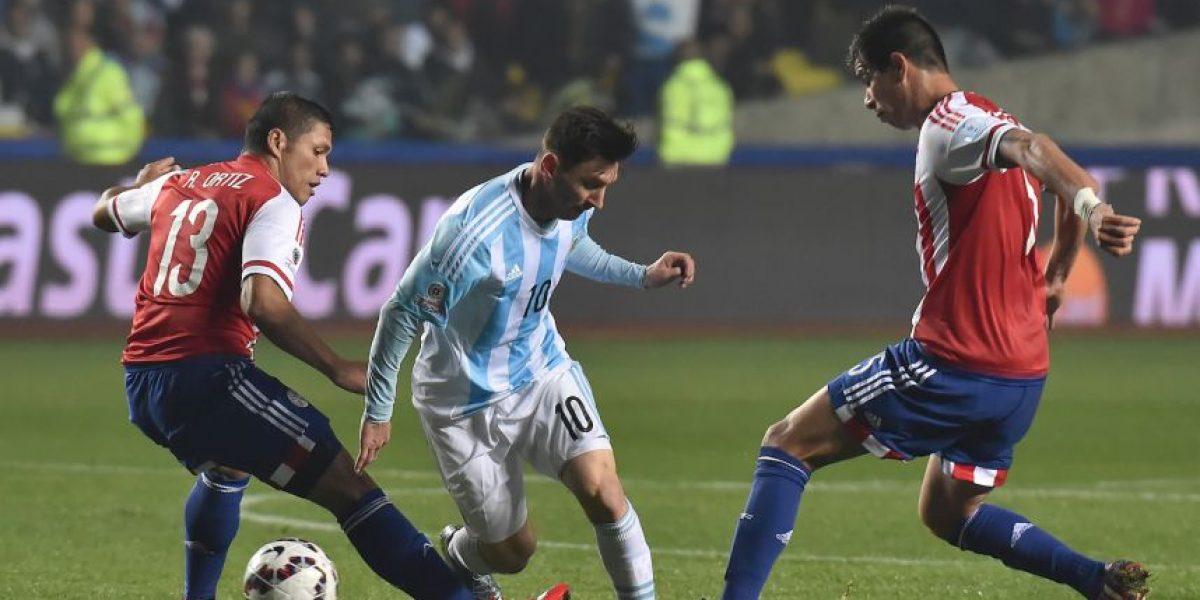 Sin anotar, Messi instala a Argentina en la final de la Copa América