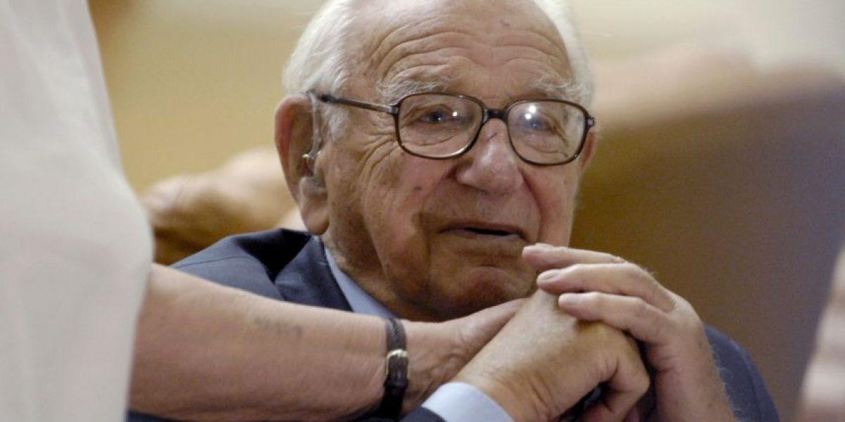 Conozca a Nicholas Winton, el hombre que salvó a 669 niños judíos