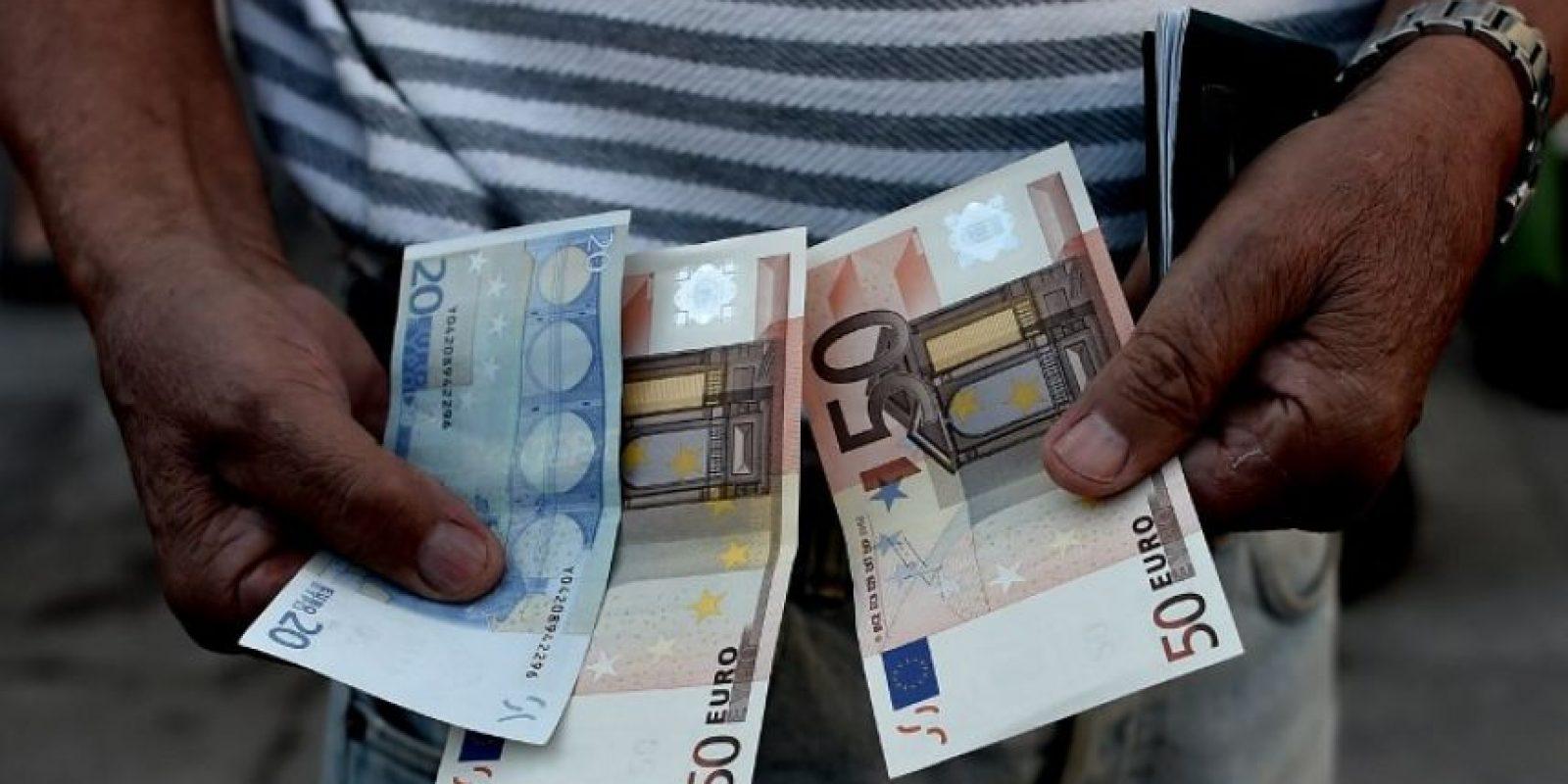 2. Que los griegos decidan permanecer en la eurozona Foto:AFP