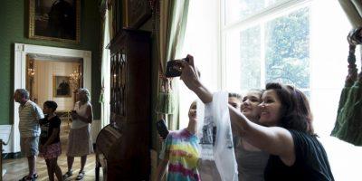 """No se permitirán las cámaras de video, ni los """"selfie sticks"""". Foto:AFP"""