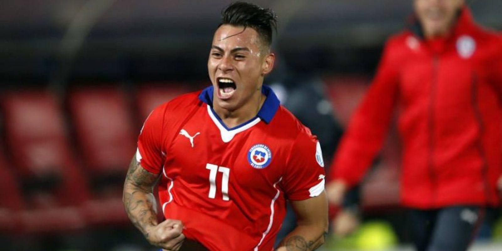 Y en la semifinal se impuso a Perú 2-1 tras un sufrido duelo. Foto:Vía facebook.com/seleccionchilena