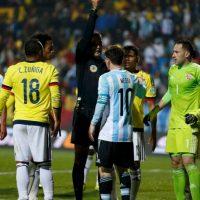 En fase de grupos venció a Uruguay y Jamaica y empató con Paraguay. Foto:Vía facebook.com/AFASeleccionArgentina