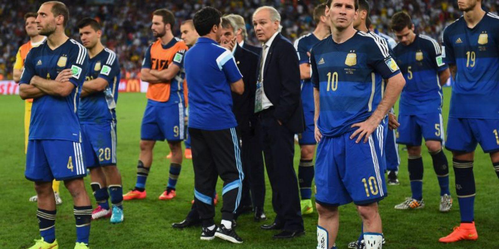 En el Mundial de Brasil 2014 estuvo cerca de ganar un campeonato Foto:Getty Images