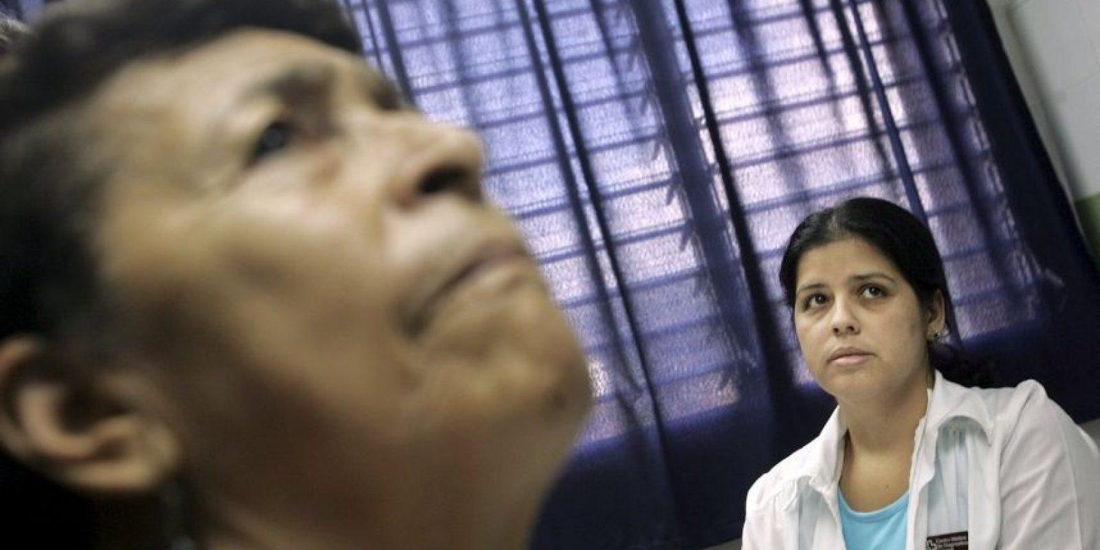 Desde entonces, el combate a la enfermedad ha sido frontal. Ahora es reconocido por la OMS por sus avances, como el logrado ayer. Foto:Getty Images