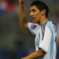 Ángel di María (2007) Foto:Getty Images